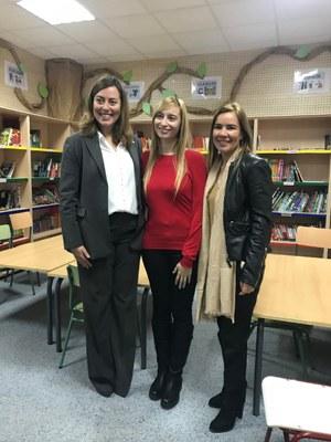 La mejor profe de infantil de España, trabaja en Arroyomolinos!!!!!!!