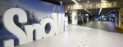 [Nuevas plazas] Aprovecha los nuevos cursos en SnowZone para vecinos de Arroyomolinos
