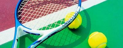 Jornadas de partidos amistosos en categorías infantiles de la Escuela Municipal de Tenis