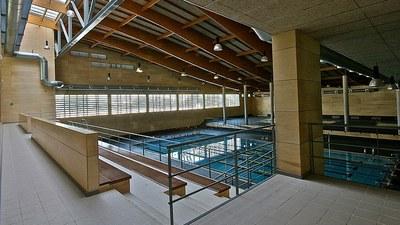 Horarios de actividades del gimnasio y la piscina del Centro Acuático La Dehesa