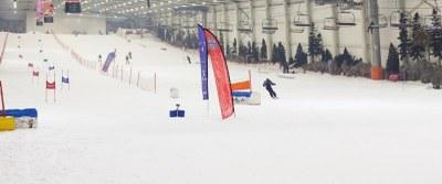 En Arroyomolinos empezamos 2018 haciendo deporte en la nieve