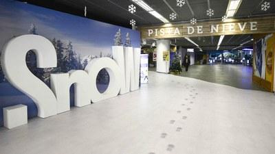 Nuevos cursos de esquí y snow en SnowZone para vecinos de Arroyomolinos