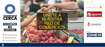 El Ayuntamiento ofrece a los comercios locales una ampliación para la venta on line