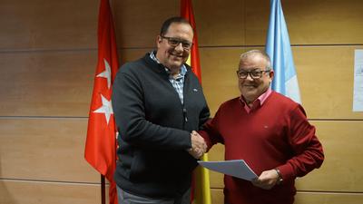 Arroyomolinos y Campus FP Emprende firman un convenio para la realización de prácticas de alumnos de FP