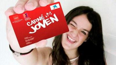 Convocatoria de selección para comercial del Carné Joven