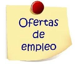 Oferta de puesto de trabajo a través de la Agencia de Colocación de Arroyomolinos