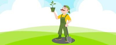 Formación gratuita para desempleados: Actividades y mantenimiento de viveros y Jardines