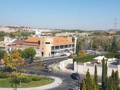 Arroyomolinos bonifica el 95% del ICIO en la obra de construcción del Centro de Salud.