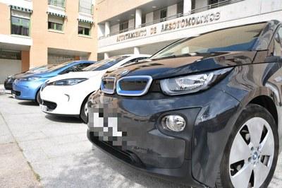 Arroyomolinos bonificará el IVTM a los vehículos híbridos y eléctricos.