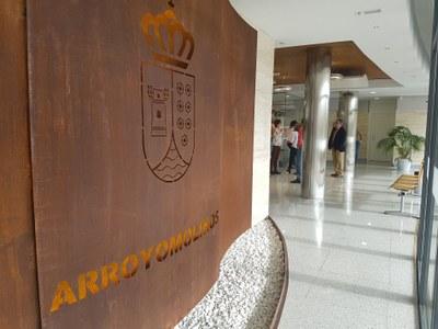 El Ayuntamiento de Arroyomolinos bonifica un 95% la ordenanza reguladora del ICIO en las obras de interés social