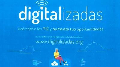 Formación en competencias digitales para las mujeres de Arroyomolinos durante el mes de junio