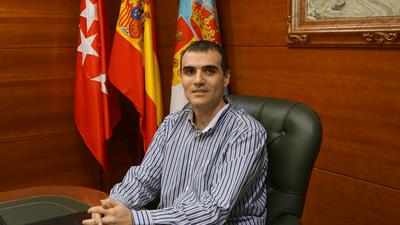 Víctor Manuel García de la Rosa nuevo Concejal de Sanidad, Servicios Sociales, Mujer y Tercera Edad