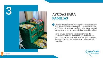 El Ayuntamiento de Arroyomolinos pone en marcha un Banco de Alimentos para familias afectadas por la crisis sanitaria