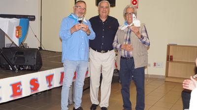 El Centro de Mayores de Arroyomolinos acogió la entrega de Premios de los Campeonatos de Mayores de las Fiestas del Corpus