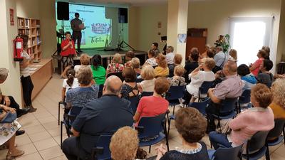 Éxito de participación en las actividades de Tercera Edad de Arroyomolinos
