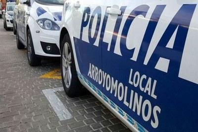 Policía Local de Arroyomolinos localiza a una menor desaparecida