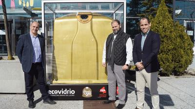 Arroyomolinos se alza con el «Contenedor de Oro» en el mes de enero