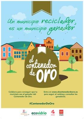 Durante cuatro meses los arroyomolinenses buscaremos superar nuestros números de reciclaje de vidrio respecto a los mismos meses del año pasado. Una campaña en la que participan 16 municipios que compiten entre sí.