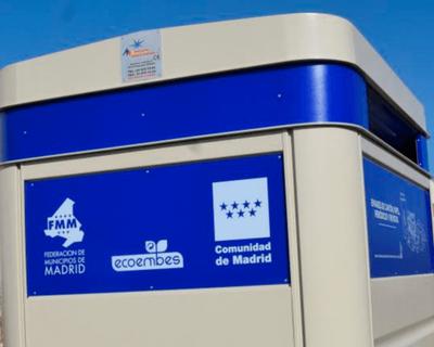 Arroyomolinos va a disponer de 15 nuevos contenedores de recogida de papel y cartón