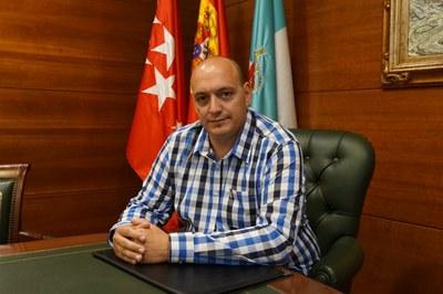 """Entrevista a Jesús Piris, Concejal de Servicios Generales, en Cadena Ser Madrid Oeste sobre la campaña """"Recicla y respira"""""""