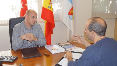 Entrevista al Concejal de Servicios Generales de Arroyomolinos, Jesús Piris, en la Revista Limpiezas