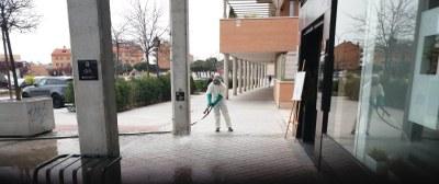 La alcaldesa, Ana Millán, ha insistido en que las medidas adoptadas son por el bien de todos e insiste en la obligación de cumplirlas
