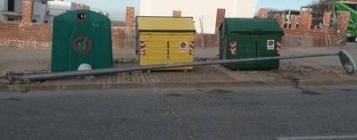 El Ayuntamiento de Arroyomolinos solicita la colaboración ciudadana frente a los daños que se vienen produciendo en las farolas de la localidad