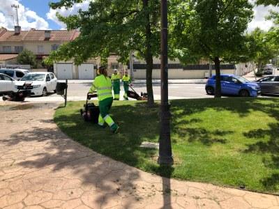 La empresa municipal Emugesa convoca una oferta de empleo para la contratación de personal para mantenimiento y conservación de zonas verdes
