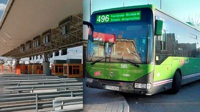 El transporte en Arroyomolinos: gestiones y actuaciones en marcha del Ayuntamiento