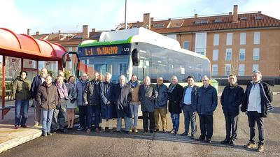 Esta mañana de lunes, 11 de diciembre, ha entrado en funcionamiento desde las 6:30 de la mañana. La L1 cuenta con 28 paradas y recorre 10.5 kilómetros de la localidad con autobuses de gas natural.