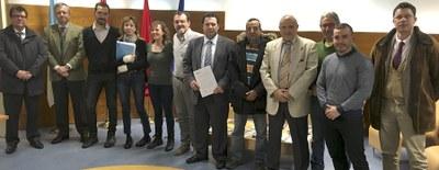 El Ayuntamiento encomienda a EMUVISA el mantenimiento de jardines a partir de febrero