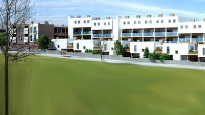 EMUVISA abre concurso público para la enajenación de edificio en construcción destinado a 61 VPPL