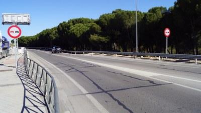Dirección General de Carreteras da viabilidad a la instalación de un paso de peatones con semáforos en la M-413