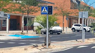 Respuesta a las principales dudas planteadas con respecto al uso de este tipo de señales, recientemente instaladas en algunos pasos de peatones del municipio.