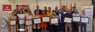 EMUGESA reconocida por FREMAP y el Ministerio de Empleo por la reducción de siniestralidad laboral