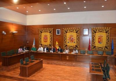 El próximo 9 de octubre a las 09:30 horas, Sesión Ordinaria de la Junta de Gobierno Local en el Salón de Plenos del Ayuntamiento de Arroyomolinos