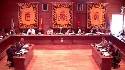 Vídeo completo del pleno ordinario del 29 de diciembre de 2016