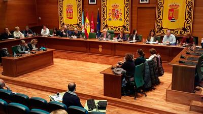 El próximo día 30, pleno extraordinario del Ayuntamiento de Arroyomolinos