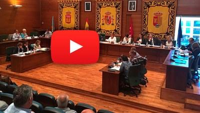 [DIRECTO 11:00h.] Pleno Ordinario del Ayuntamiento de Arroyomolinos