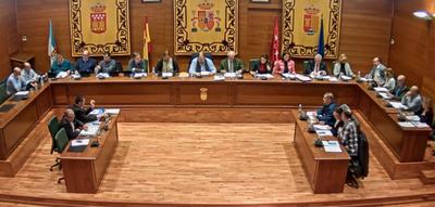 El 25 de abril a las 11:00 h. Pleno ordinario del Ayuntamiento
