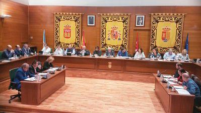 El 26 de abril a las 11:00 h, Pleno ordinario del Ayuntamiento