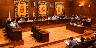 El próximo 31 de octubre a las 17:00 horas, Sesión Ordinaria en el Salón de Plenos del Ayuntamiento de Arroyomolinos