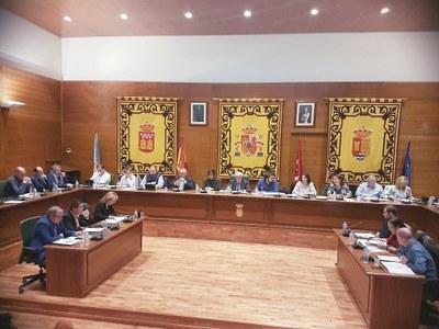 Vídeo completo del Pleno ordinario del 25 de enero de 2018