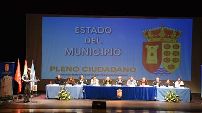 Vídeo del Pleno Ciudadano de Arroyomolinos