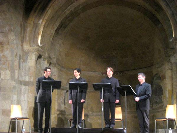 Ensemble Sancti Jacobi, concierto de Arroyomolinos.