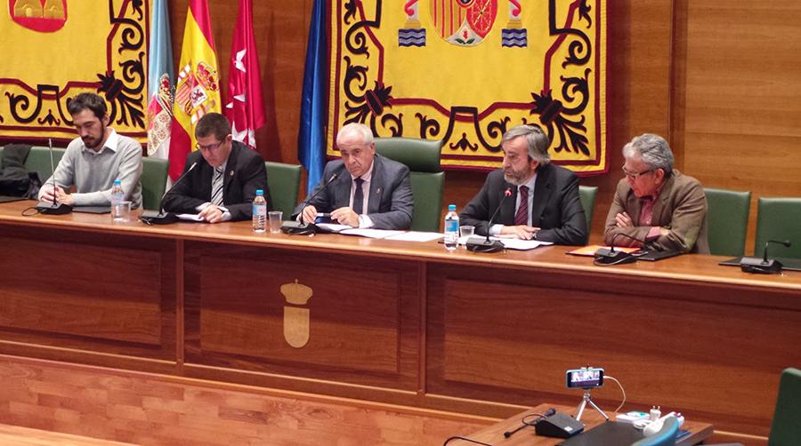 Firma del Convenio de Juventud con la Comunidad de Madrid