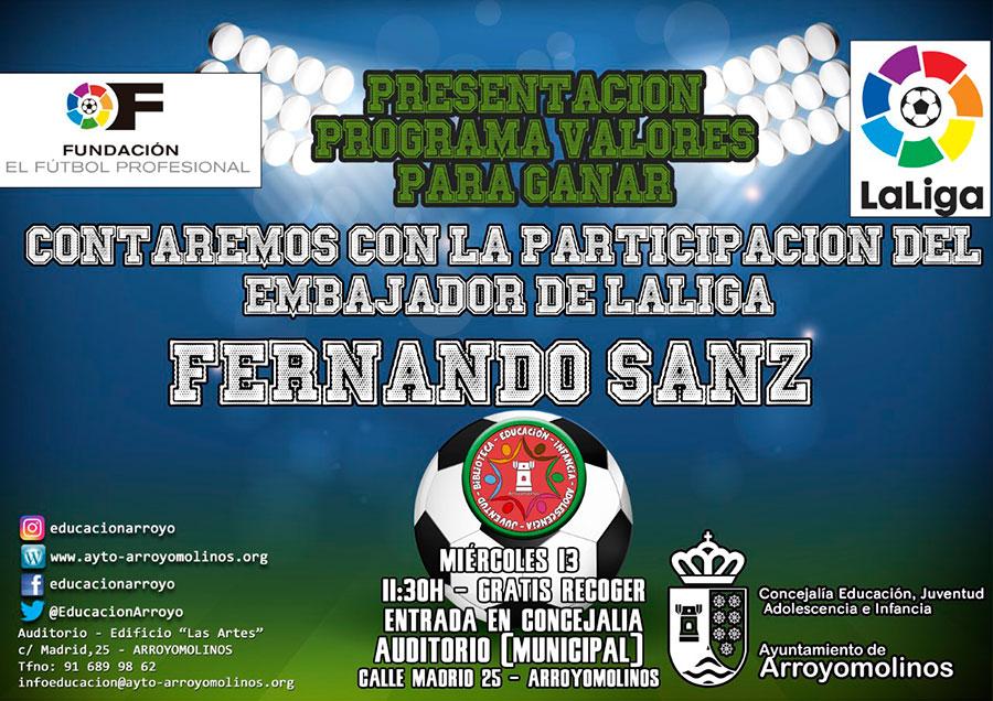 Fundación LaLiga y Arroyomolinos