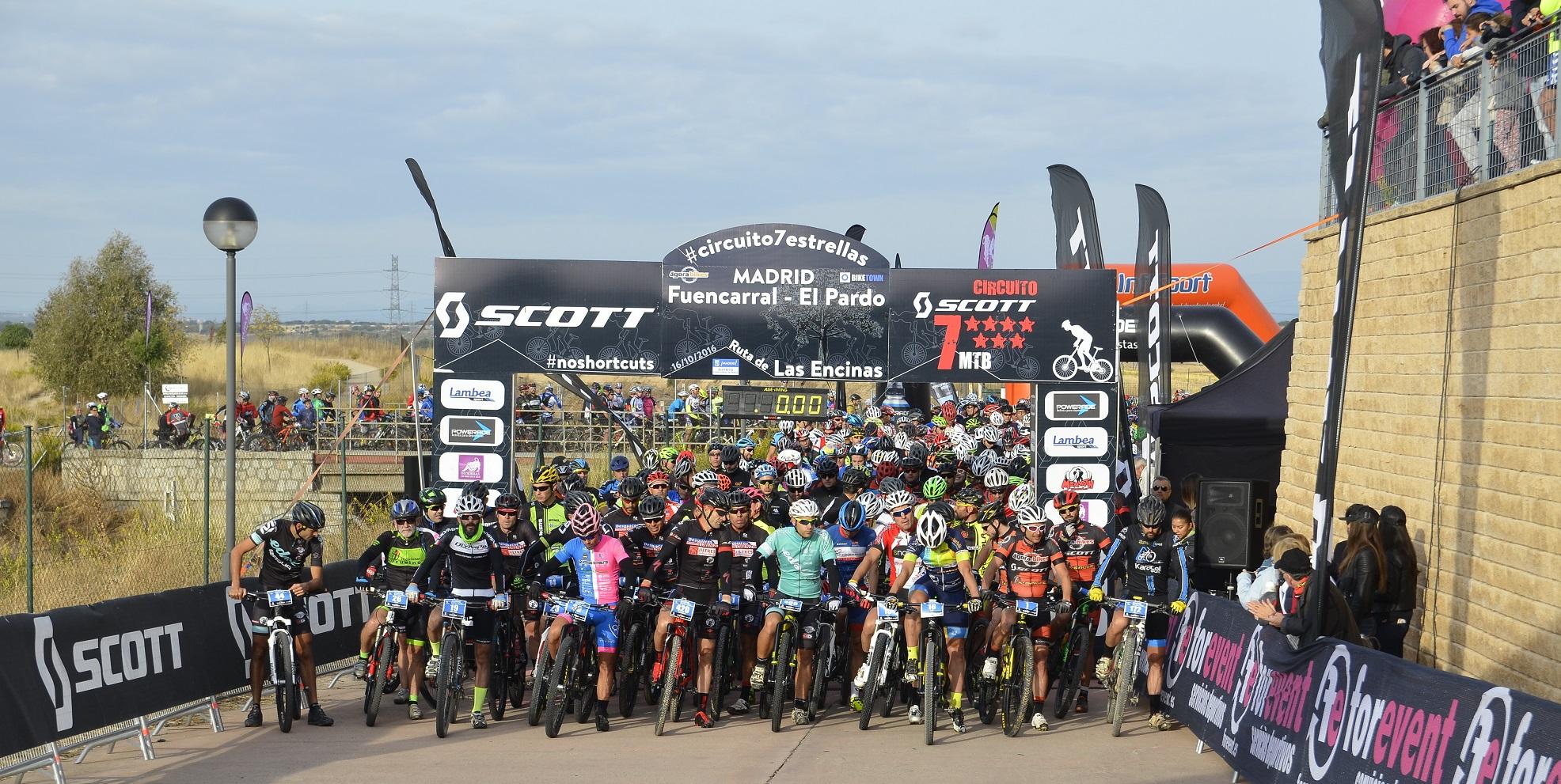 Circuito Scott 7 Estrellas Trofeo del Pavo